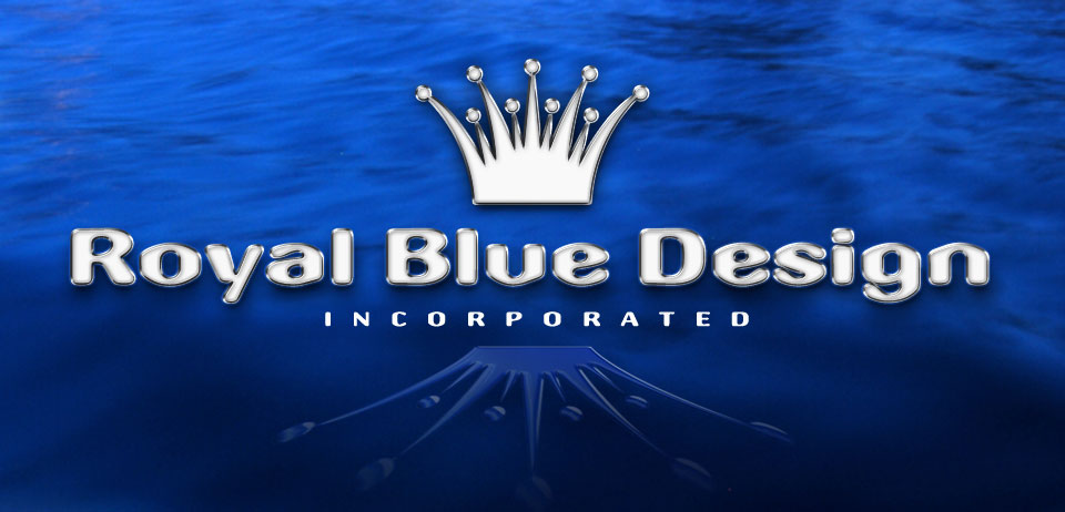Royal Blue Design